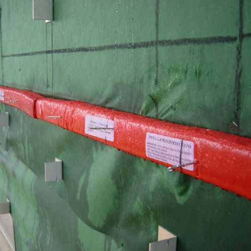 Cladding Seals